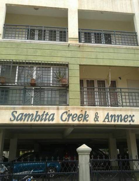 Images for Elevation of Samitha Builders Samhita Creek And Annex