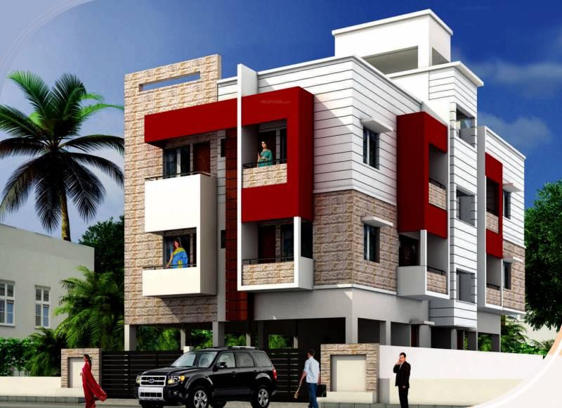 Images for Elevation of Sri Vishwaksena Sreenidhi