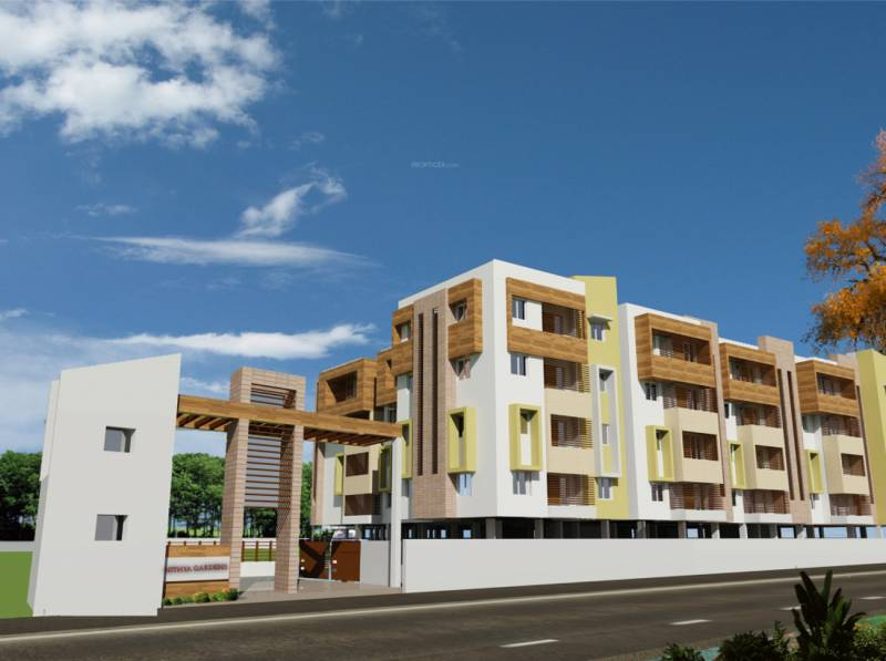 gardens Images for Elevation of Nithya Gardens