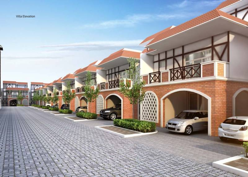 Images for Elevation of Casagrand Irene Villas