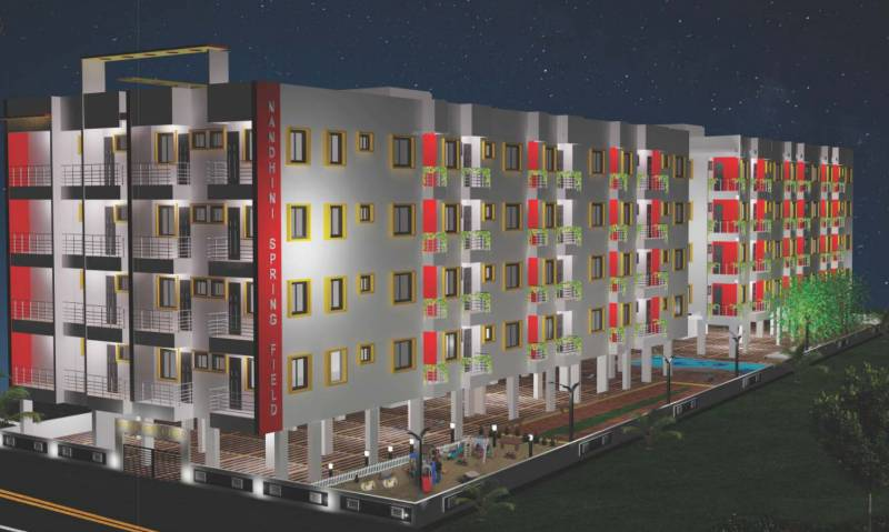 Images for Elevation of OSNC Nandini Springfield