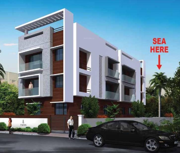 Images for Elevation of Kgeyes Residency Coastal Road