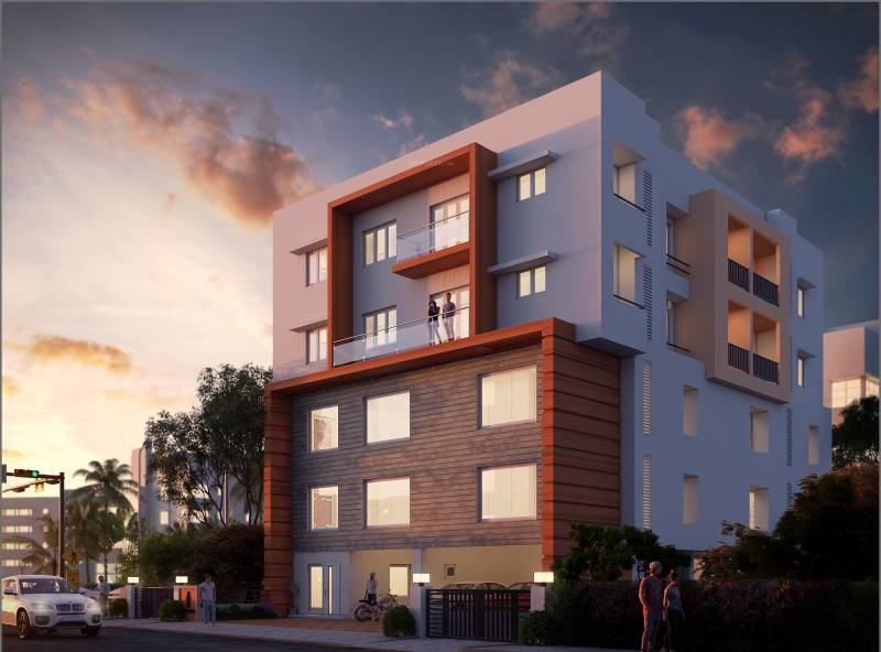 Images for Elevation of Kgeyes 7Th Avenue