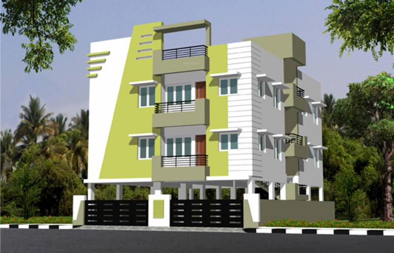 Images for Elevation of Igloo Moonstone Apartments Block 1