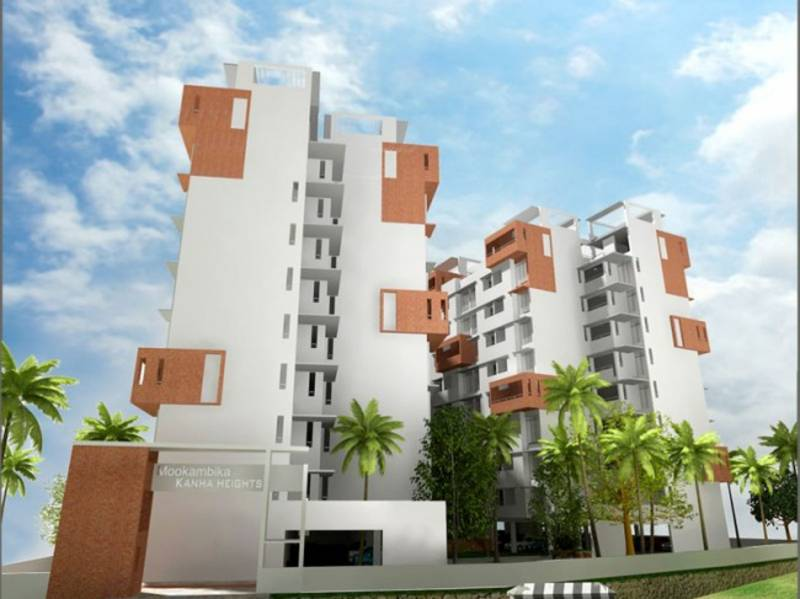 Images for Elevation of Mookambika Kanha Heights