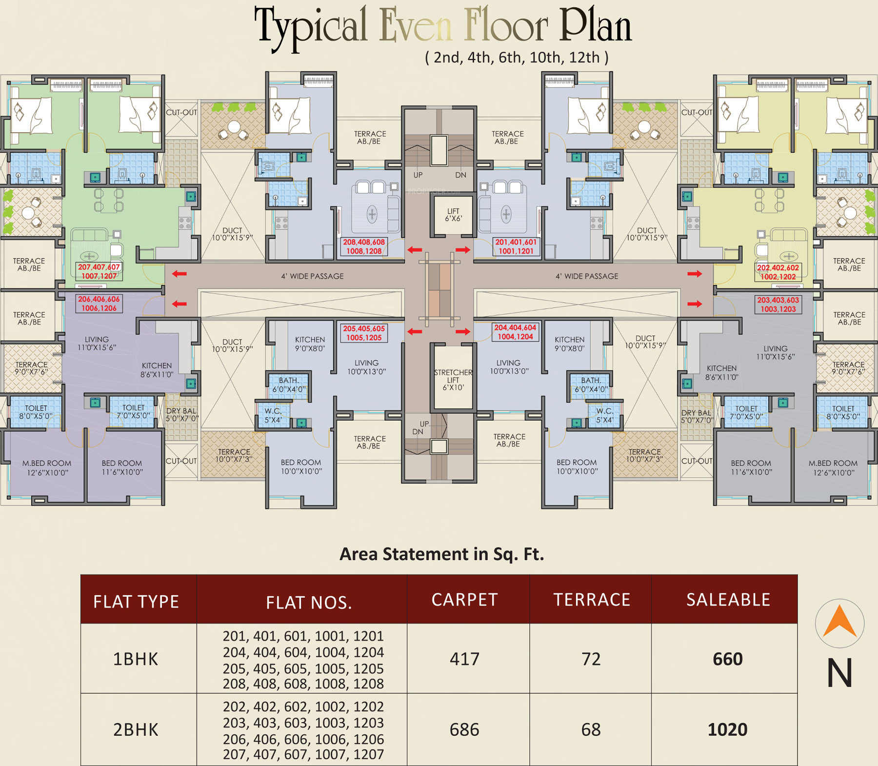Setpal Palazzo In Talegaon Dabhade Pune Price Location