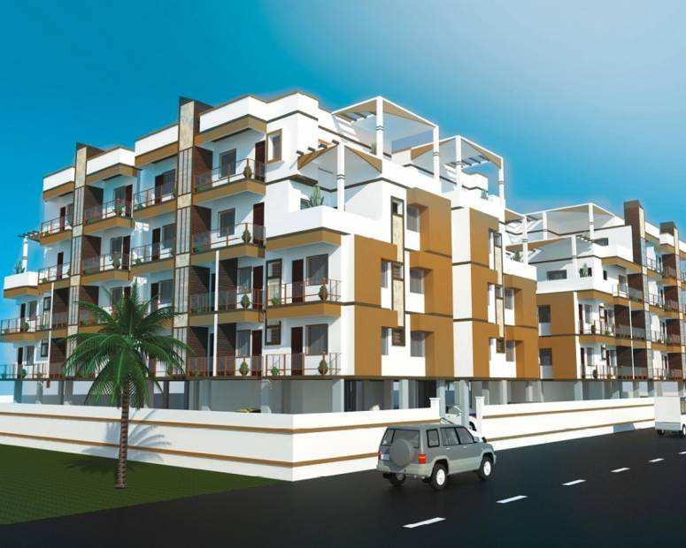 Images for Elevation of Vaikund Trilok