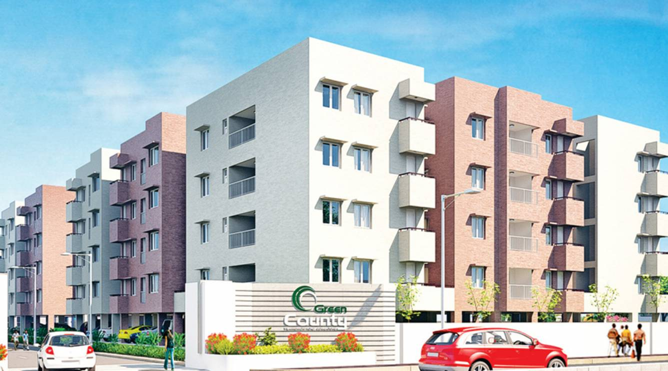 GVSPL County Apartment in Peelamedu, Coimbatore - Price ...