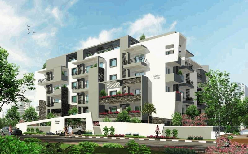 Images for Elevation of Vaibhav Serene