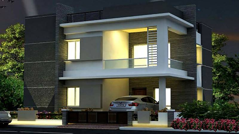 Images for Elevation of Sahiti Constructions Kanva Kuteer