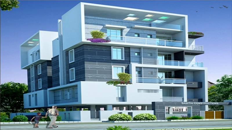 Images for Elevation of Sahiti Maa Villa