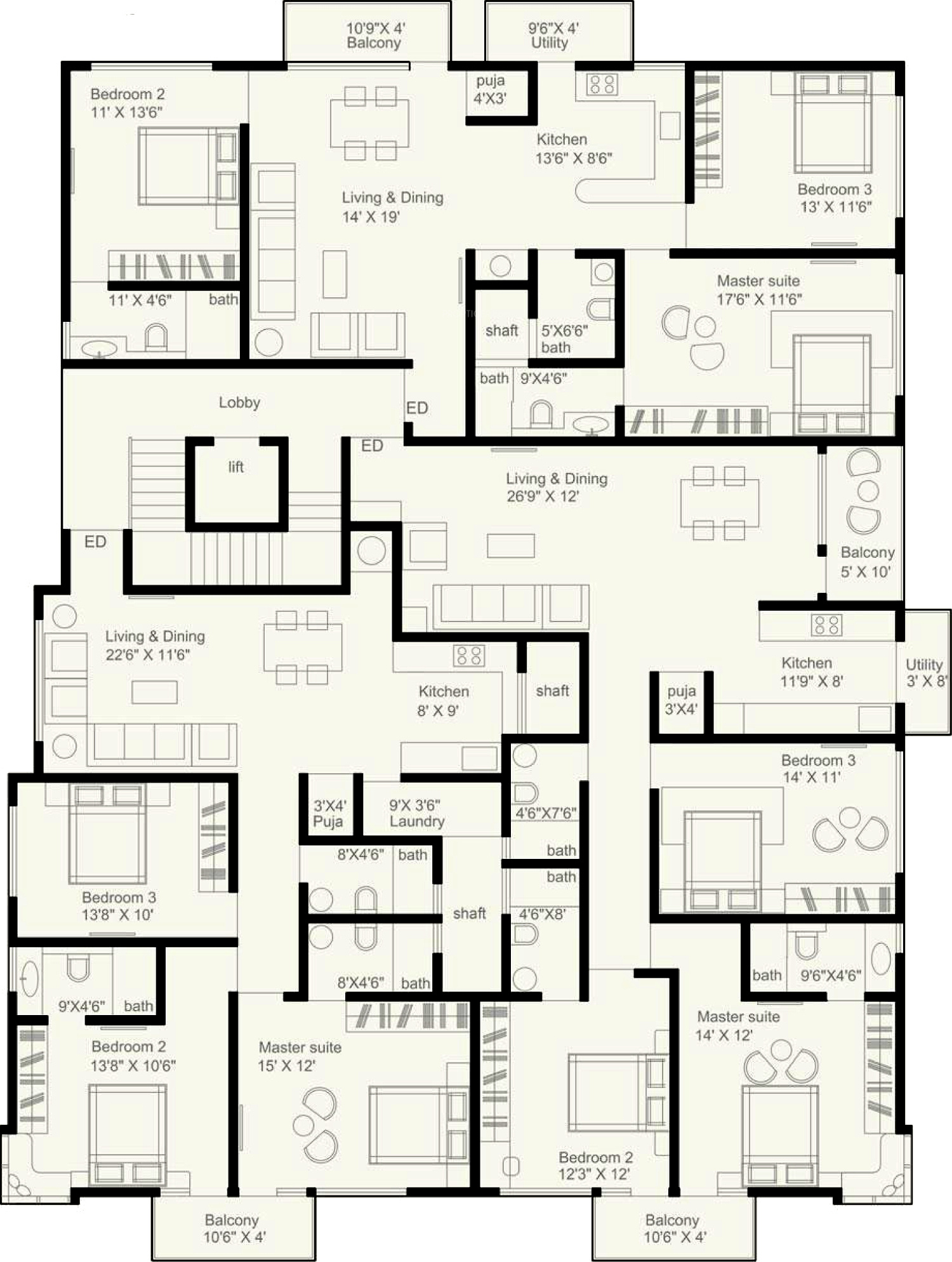 Grand Palace Floor Plans Home Plan
