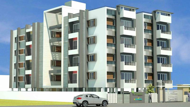 Images for Elevation of Aanjana Ruthira Residency