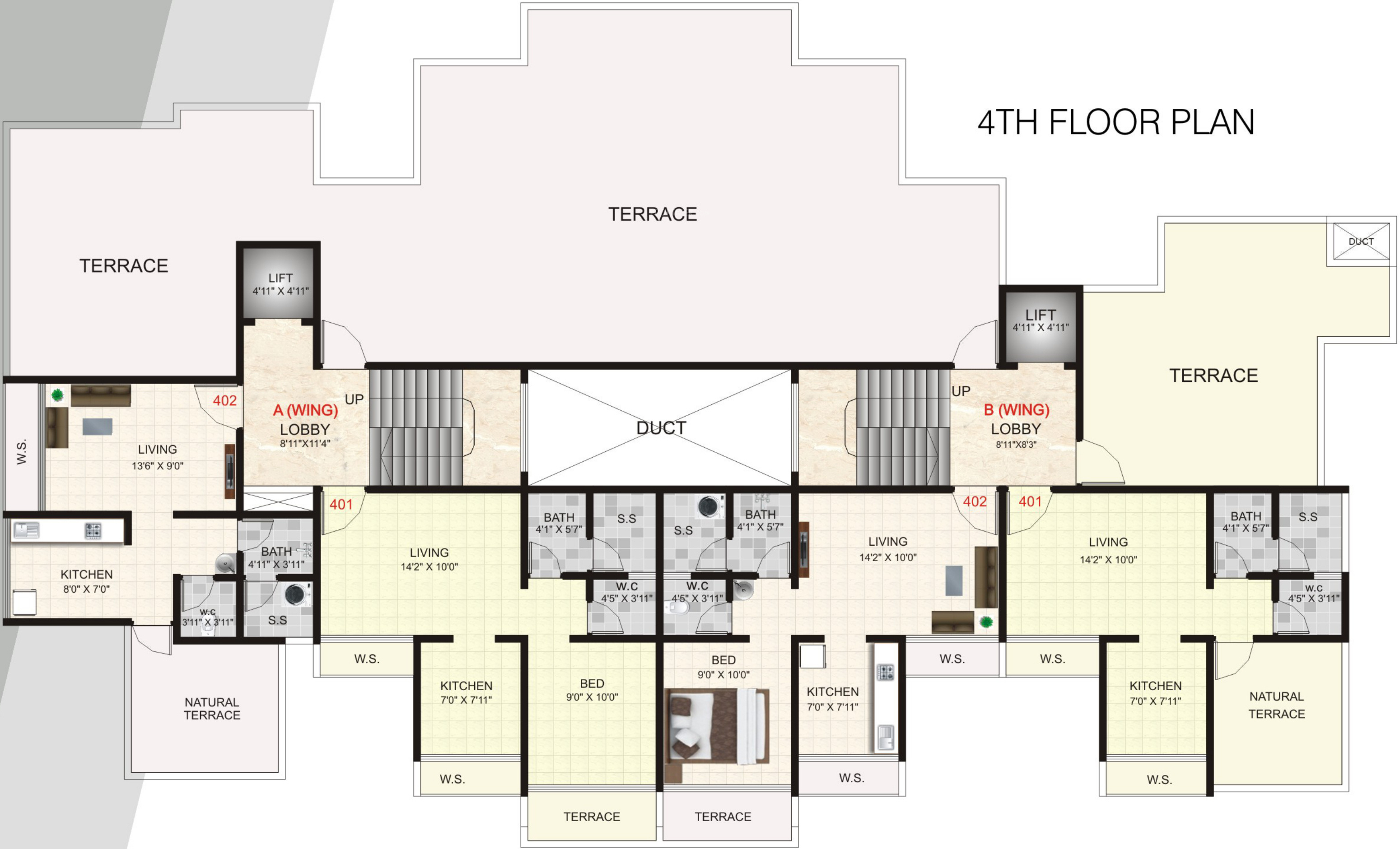 Future b homes floor plans for House plans designed for future expansion