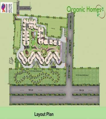 organic-homes Images for Layout Plan of Rise Organic Homes