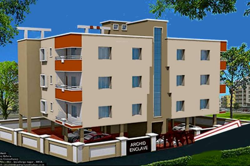 Images for Elevation of Archid Enclave