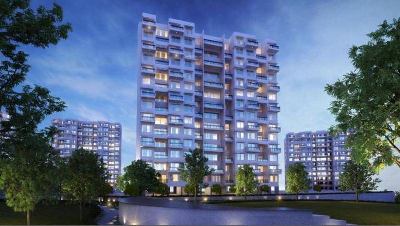 Images for Elevation of Kolte Patil iTowers Exente