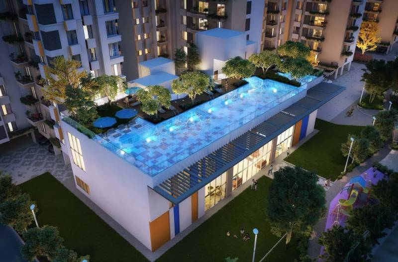Images for Amenities of Kolte Patil iTowers Exente