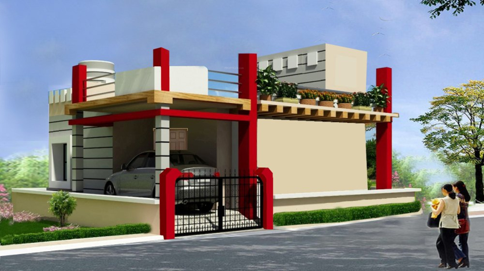 Independent House in Bhubaneswar Central - Residential