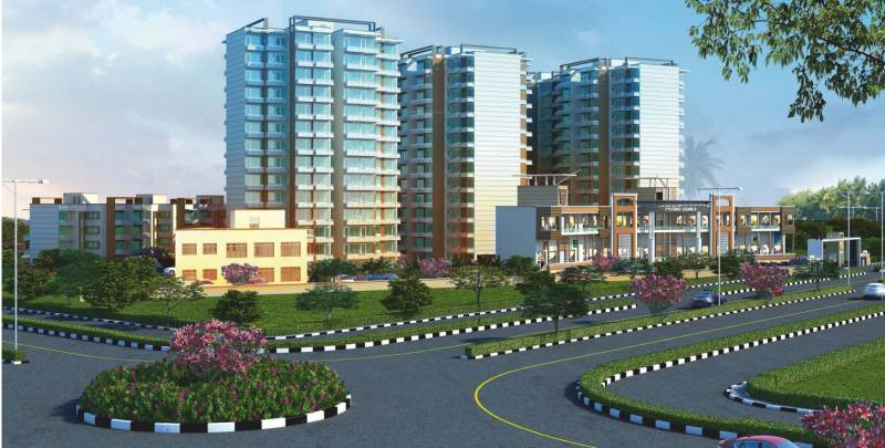 Images for Elevation of Pyramid Urban Homes II