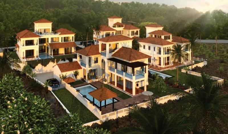 Images for Elevation of Sun Sol Villa