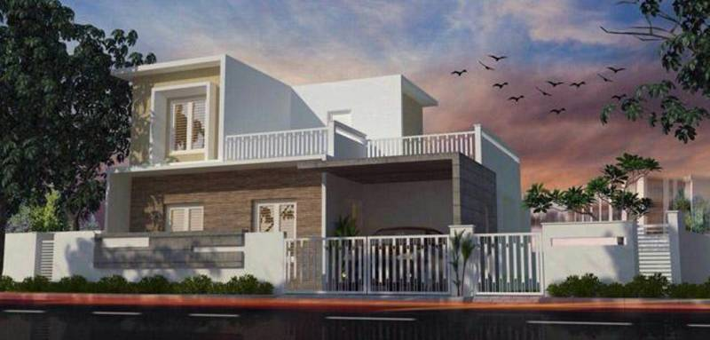 Images for Elevation of JRD Royale Villas