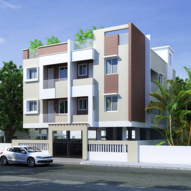 Images for Elevation of Pranav Casa Grand