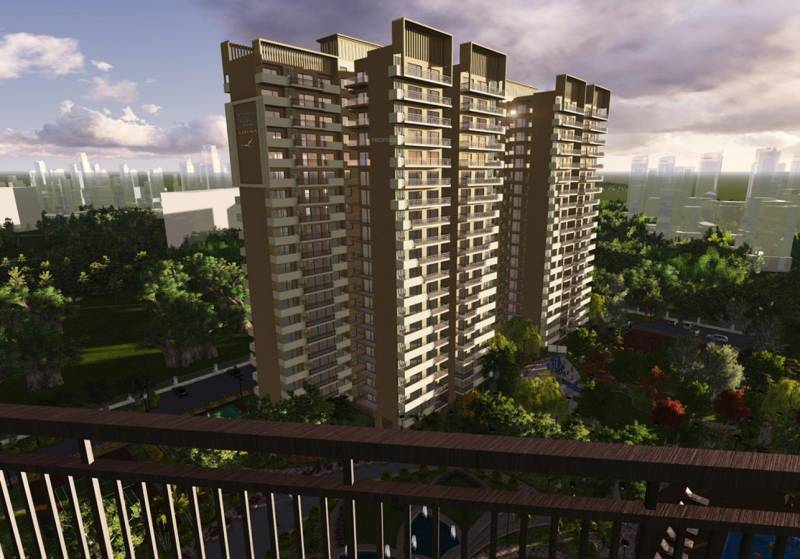 Images for Elevation of Bestech Park View Altura