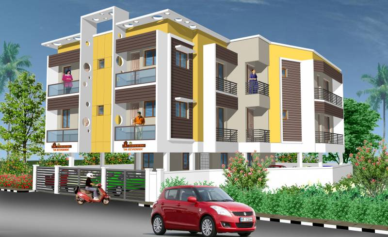 Images for Elevation of Sai Jeevadhara