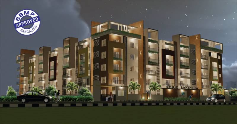 Images for Elevation of Amigo Lake View