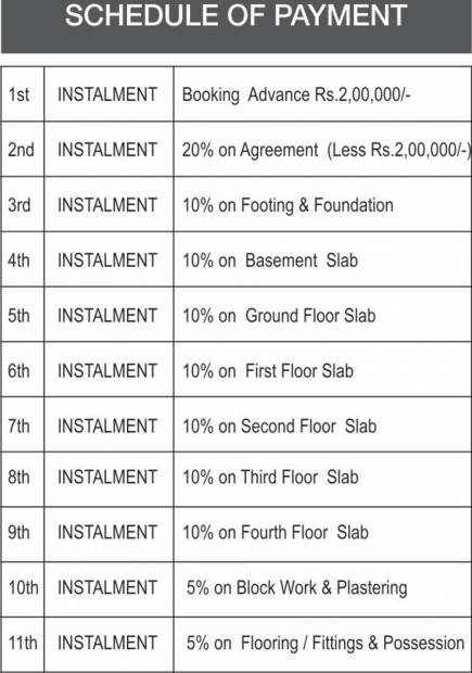 Images for Payment Plan of Amigo Lake View