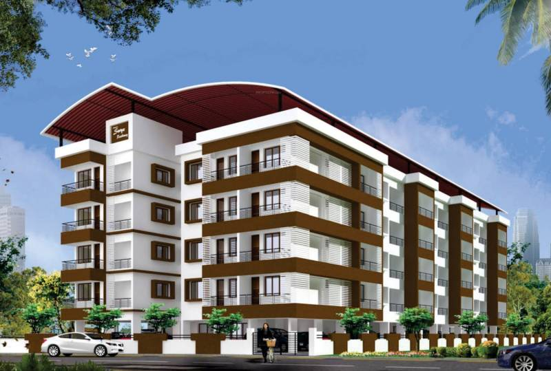 Images for Elevation of Chirag Surya Residency