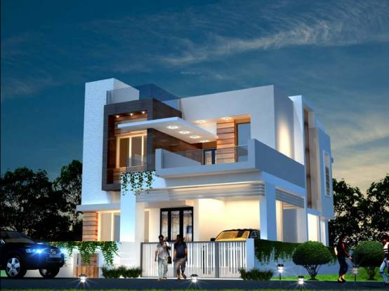 Images for Elevation of Sree Daksha Aashritha Villas