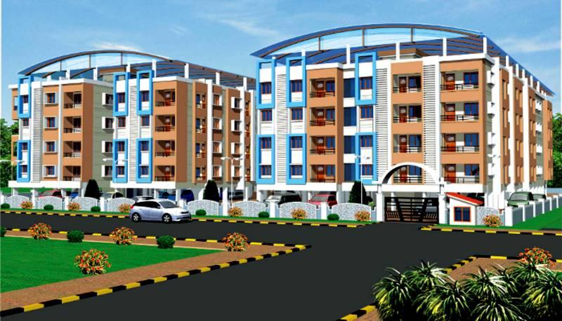 Images for Elevation of Mahasathi Sharanya Enclave