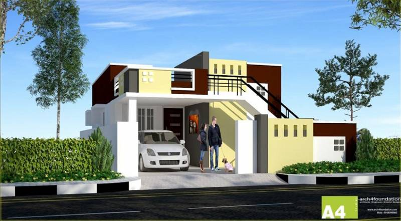 Images for Elevation of Field Nachatra Garden