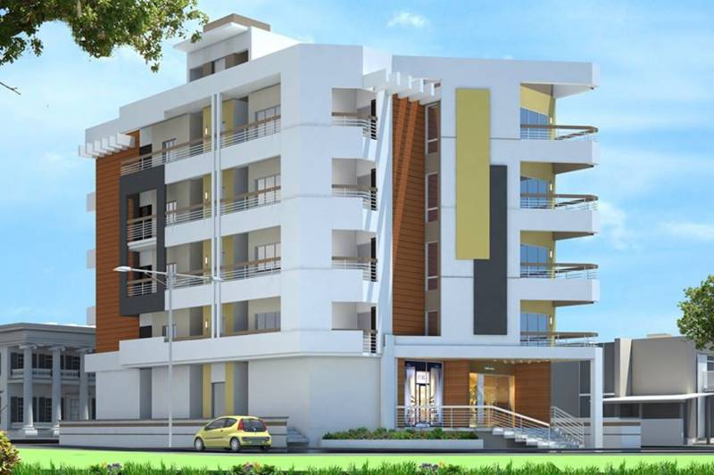 Images for Elevation of Shriya Mansion