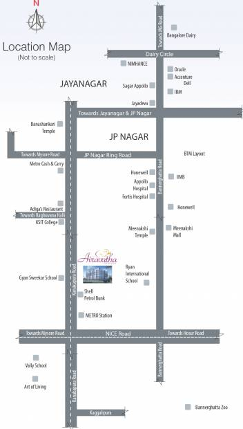 Images for Location Plan of Poorvi Airavatha