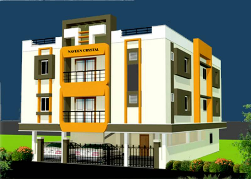 Images for Elevation of Naveen Crystal