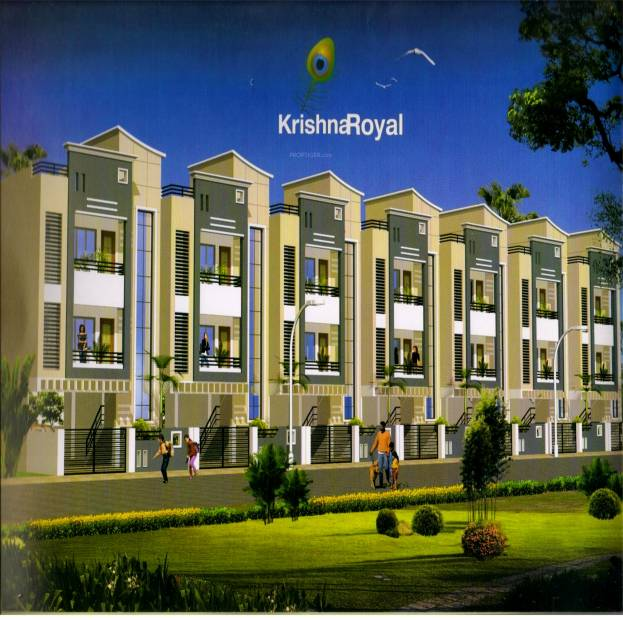 Images for Elevation of Krishna Royal