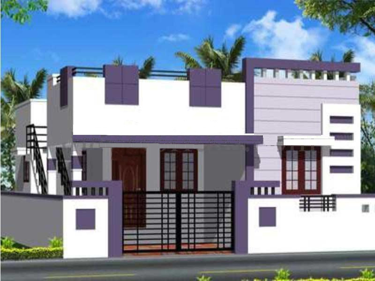South indian developers sunrise garden in thudiyalur for House design company