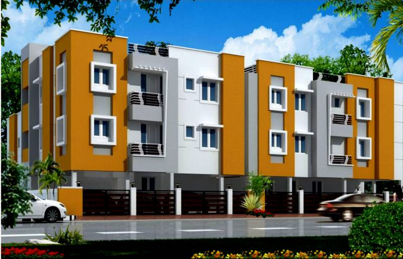 Images for Elevation of Akshara Sai Akshara Arcade