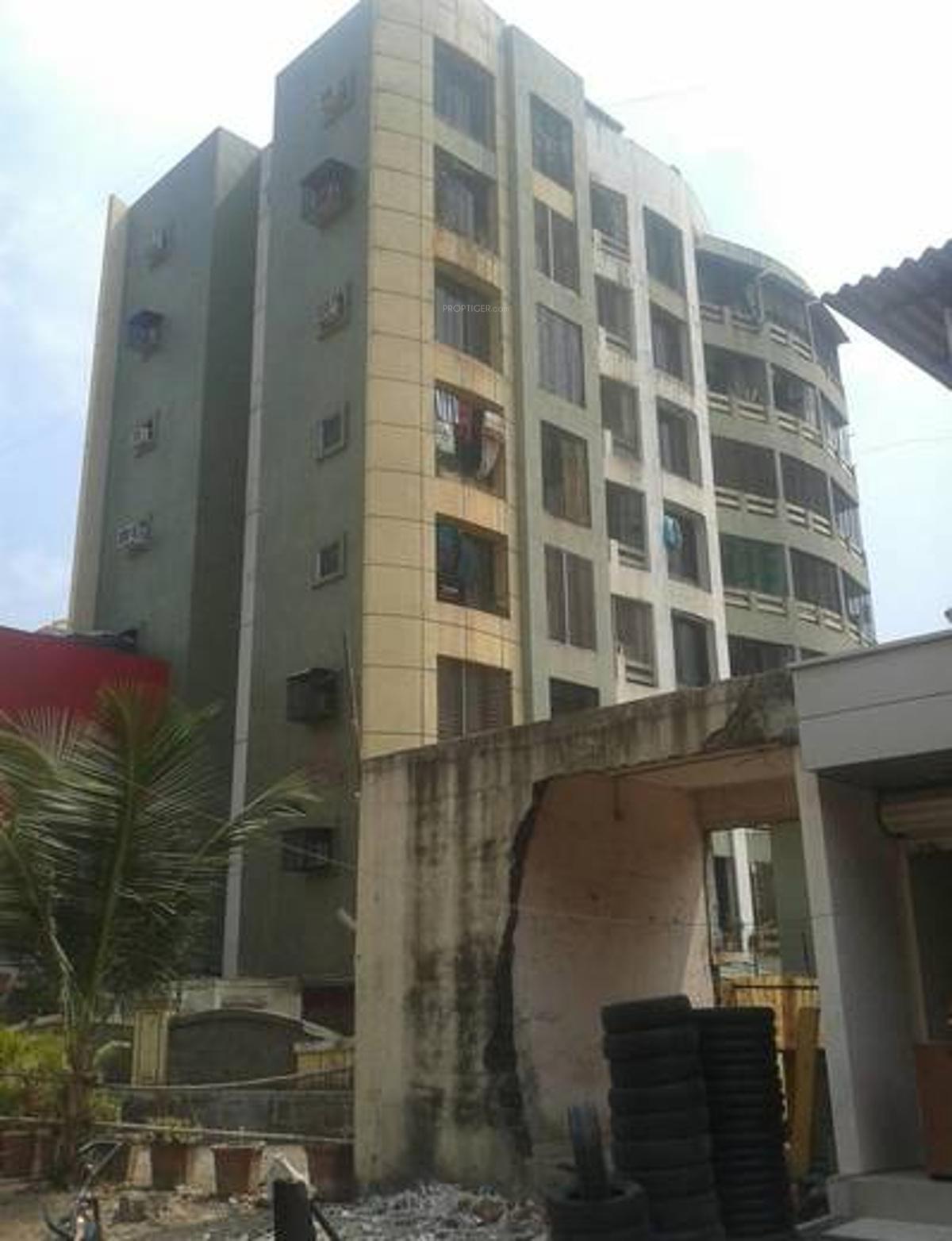 550 sq ft 1 bhk 1t apartment for sale in aakruti developers elegance mira road east mumbai. Black Bedroom Furniture Sets. Home Design Ideas
