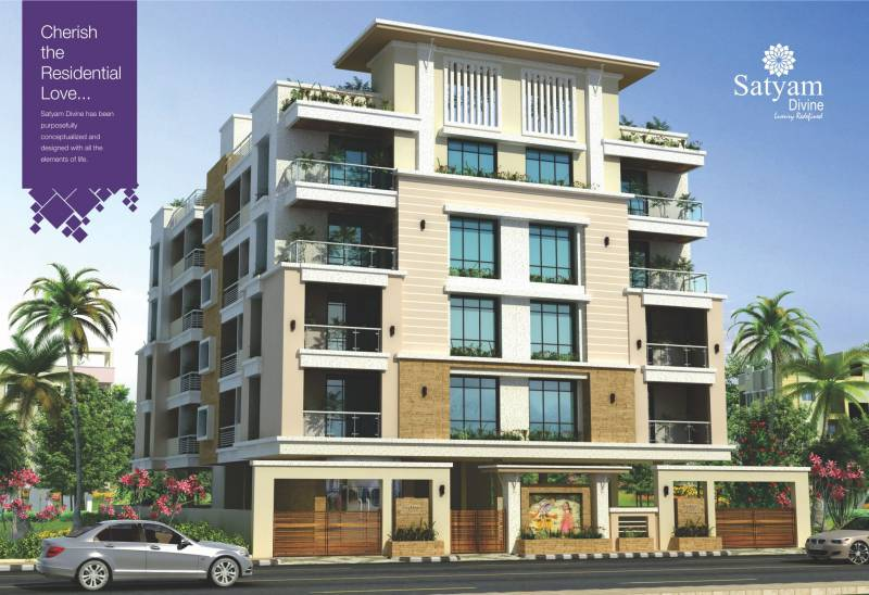 Images for Elevation of Satyam Divine