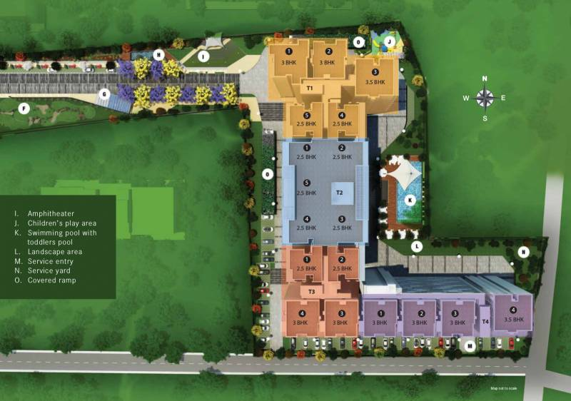 Images for Layout Plan of Habitat Eden Height