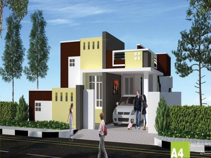 Images for Elevation of South Vinayaga Villas