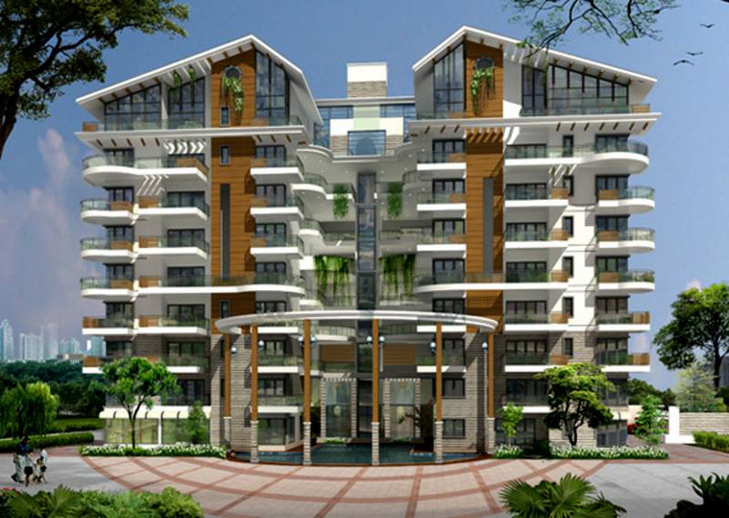 Images for Elevation of Manthan Mahima Emerald