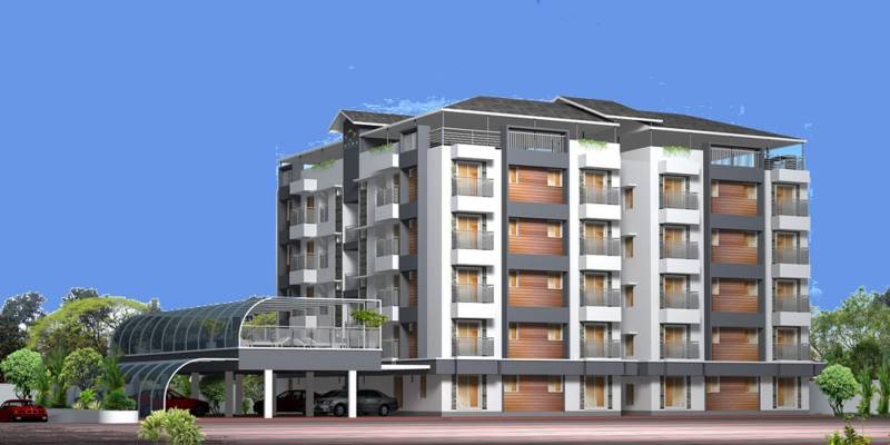 Images for Elevation of Alba Crest Apartments