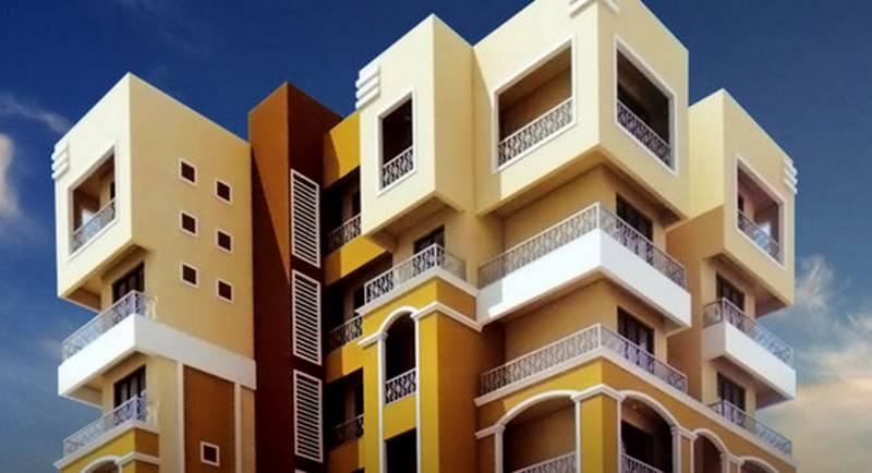 Images for Elevation of Patel Ekveera Aai Residency