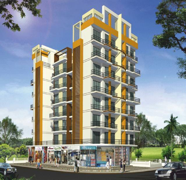 Images for Elevation of Laxmi Group Aangan