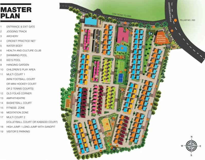 Images for Master Plan of Provident Kenworth